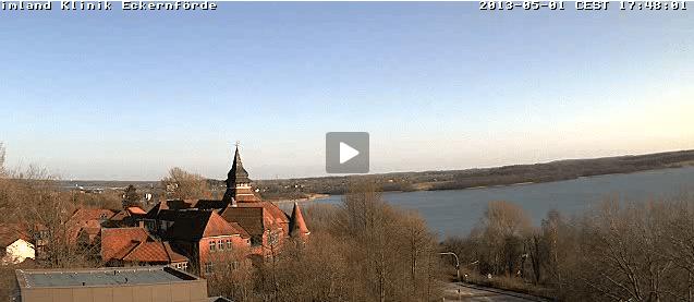 Wetter Eckernförde Webcam