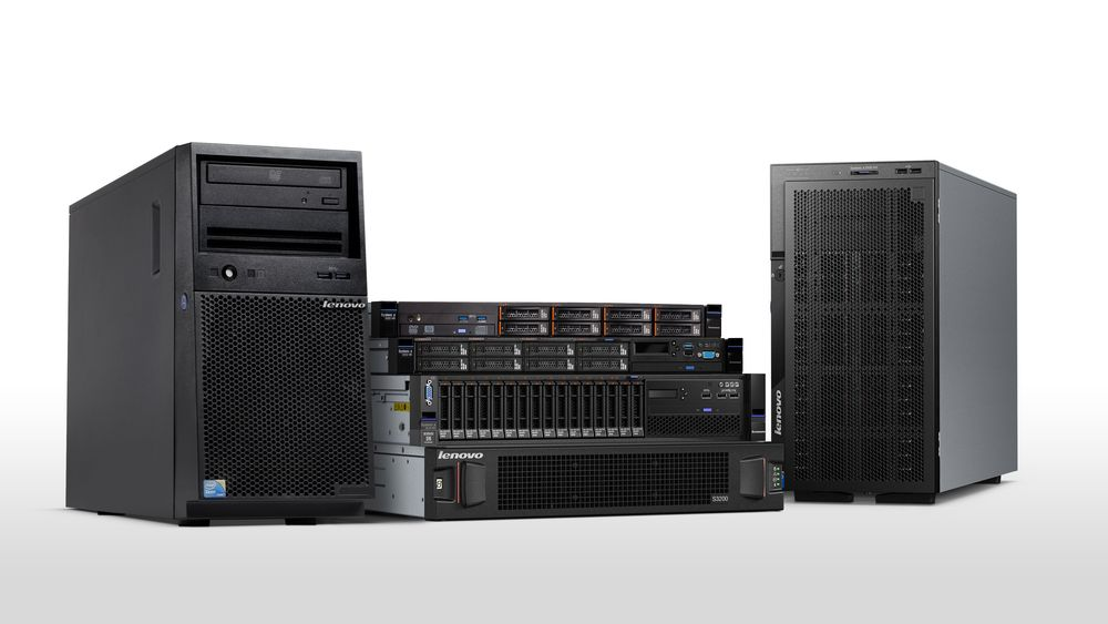 System x Servers and Lenovo S Storage_1
